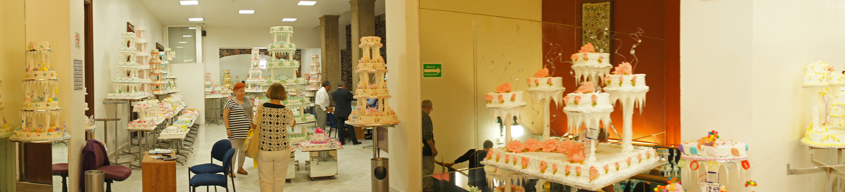 Cukiernia w stolicy Mexico