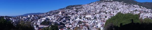 """Taxco, pełne uroku """"miasto srebra"""""""