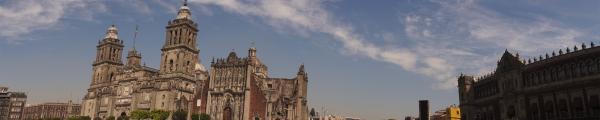 Katedra w Mexico