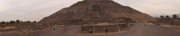 Miasto Teotihuacan