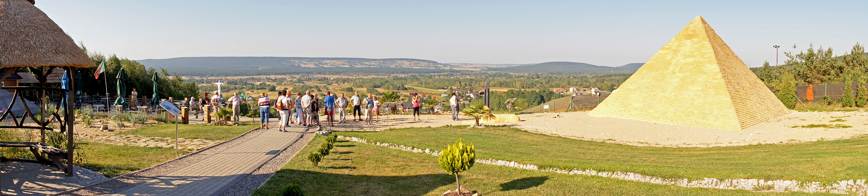 Park miniatur Krajno