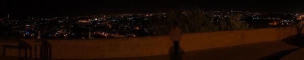 Jerozolima nocą
